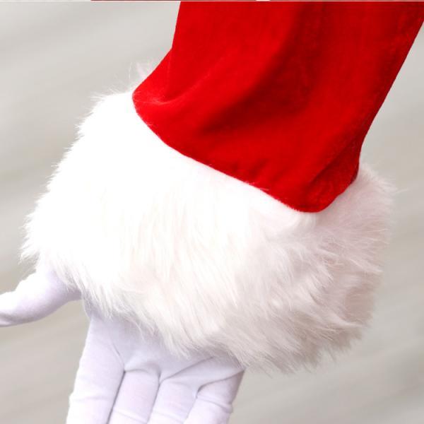 サンタクロース5点セット メンズ サンタ コスプレ 大人男性用衣装 メンズコスチューム クリスマス X'mass SD022 fkstyle 05