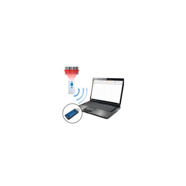 小型ワイヤレス バーコードリーダー CM-520用 Bluetooth HID対応 ドングル A-302|fksystem|02