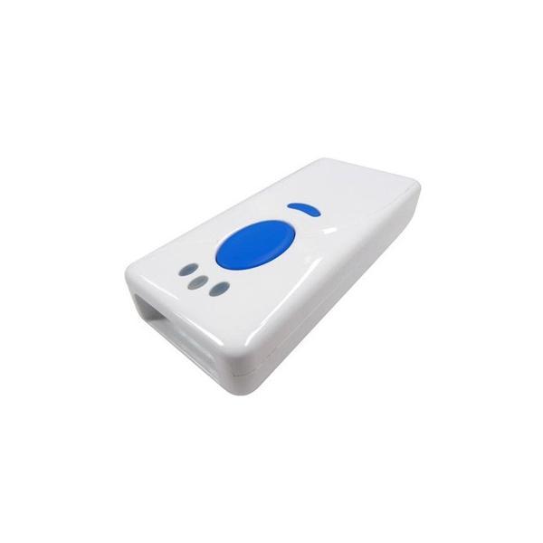 小型ワイヤレスバーコードリーダー CM-520ラバーケース Bluetooth HID接続・USB対応 5台セット|fksystem|02