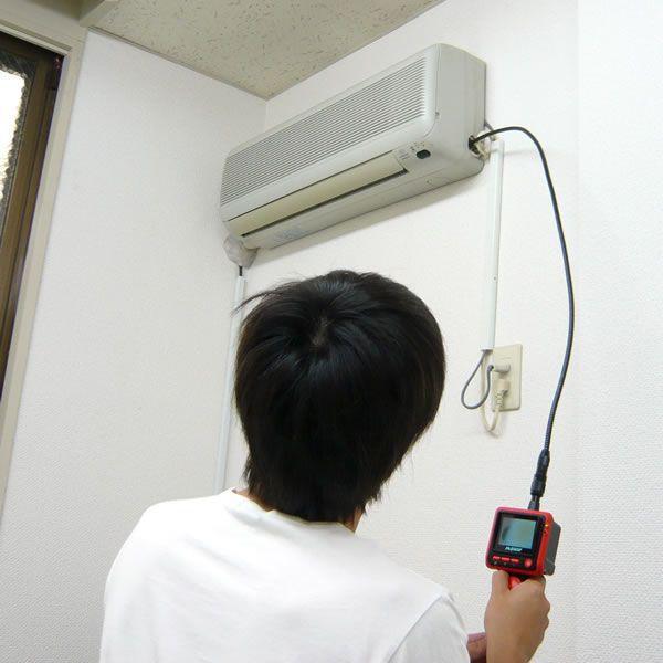 ファイバースコープ スネークカメラ GL8822 カメラ径 9mm タイプ|fksystem|06