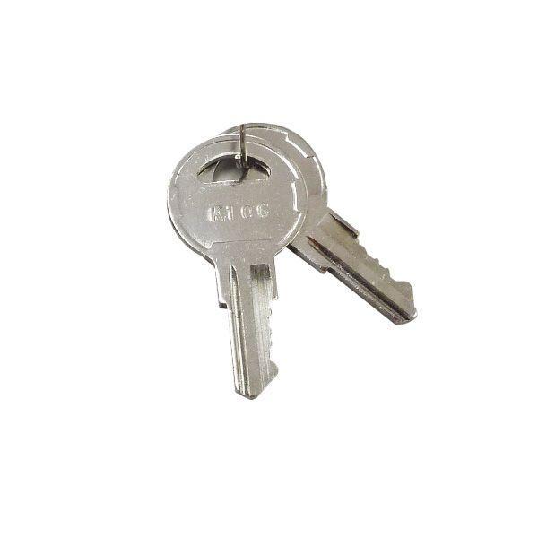 FKsystem キャッシュドロア 913・350・42S用 鍵 2本セット K-106|fksystem
