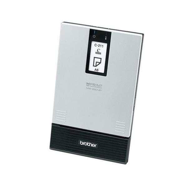 brother ブラザー MW-260MFi モバイル サーマルプリンター Bluetooth 赤外線IrDA 対応|fksystem|02