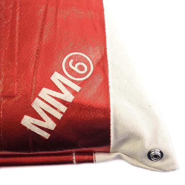 MM6 MAISON MARGIELA(エムエム 6 メゾン マルジェラ) ハンドバッグ S54WD0039 303 SILVER RED