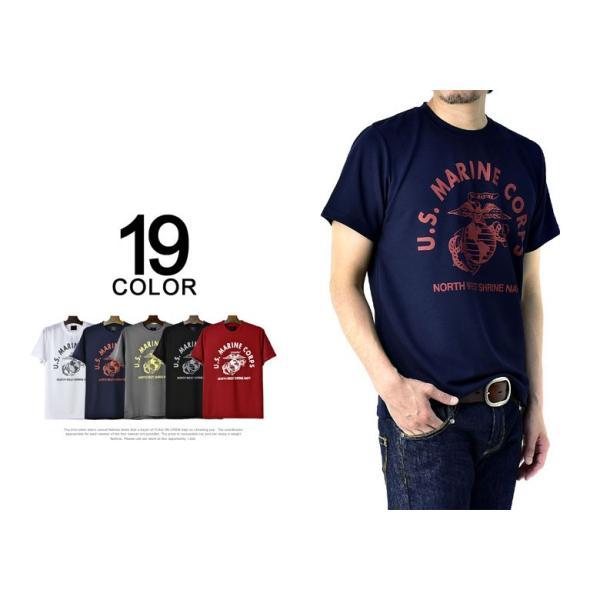 吸汗速乾Tシャツ メンズ ドライTシャツ クール インナー  空挺兵 陸軍兵 海兵隊 プリントTシャツ 送料無料 D2K【パケ1】|flagon|05