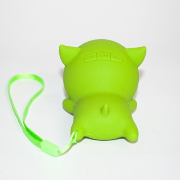 Little Pig Bluetooth スピーカー(レッド)