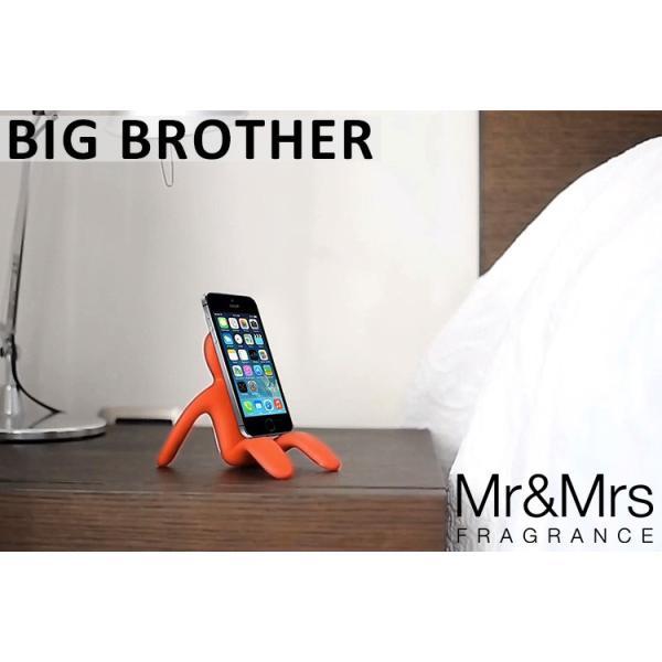 Mr&Mrs FRAGRANCE BIG BROTHER ミスターアンドミセス フレグランス ビッグブラザー 携帯スタンド フレッシュナー(ALOC)/在庫有|flaner-y|04