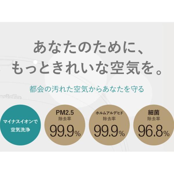 正規販売店 携帯用 マイナスイオン ポータブル空気清浄機 ible Airvida アイブル エアビーダ(MANS)/海外×/お取寄せ中|flaner-y|05