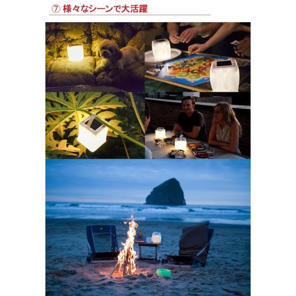 正規販売店 LuminAID Firefly ルミンエイド ファイアフライ ソーラー充電式 LED ランタン(PRES)/メール便無料/海外×/在庫有|flaner-y|11
