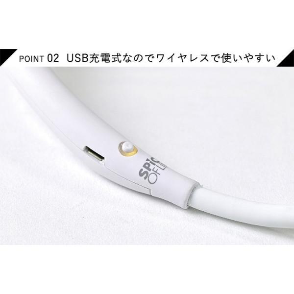 W FAN ダブルファン 首からかける ハンズフリー ポータブル ダブル 扇風機(SPICE)/海外×/在庫有(9) flaner-y 05