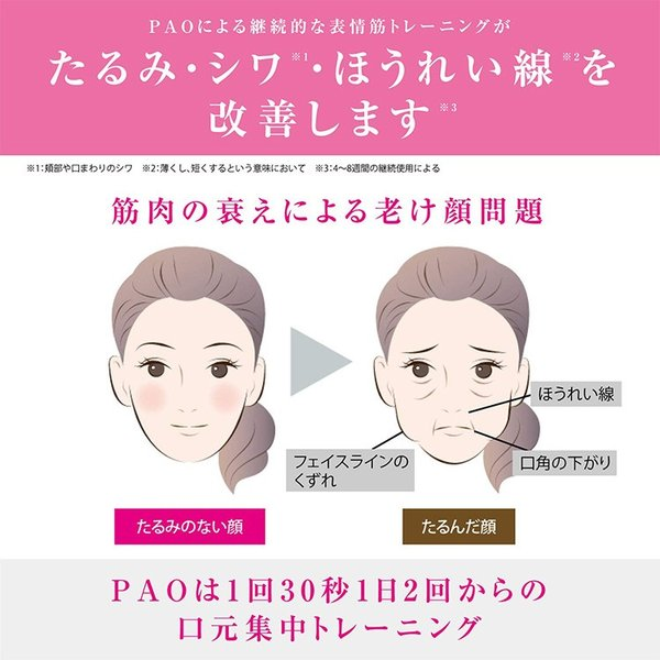 MTG FACIAL FITNESS PAO 3model フェイシャルフィットネス パオ スリーモデル/在庫有|flaner-y|03