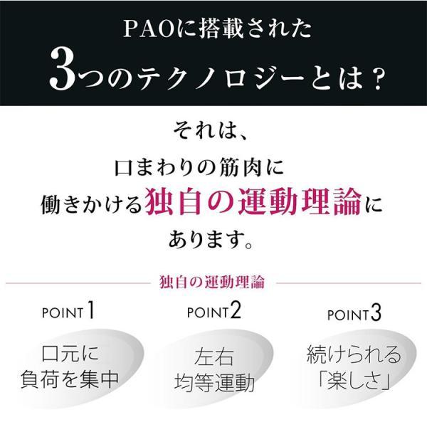 MTG FACIAL FITNESS PAO 3model フェイシャルフィットネス パオ スリーモデル/在庫有|flaner-y|07