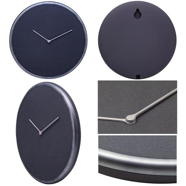 Glance Clock グランス クロック 壁掛け時計(BLA)/海外×/一部在庫有|flaner-y|11