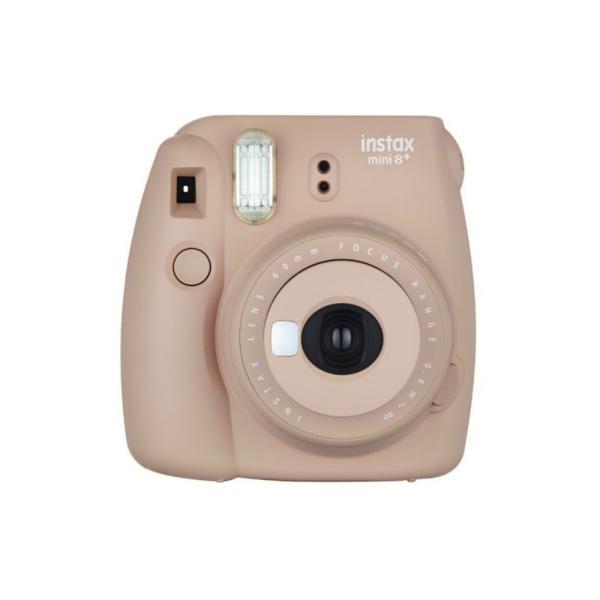 フジフイルム インスタントカメラ instax mini 8+ 「チェキ」ココアの画像