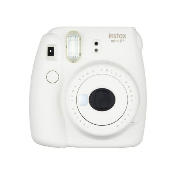 フジフイルム インスタントカメラ instax mini 8+ 「チェキ」バニラの画像