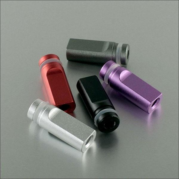 電子タバコ VAPE 用 ドリップチップ X6・X7(X6s)対応アルミフラットチップ510