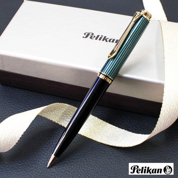 ペリカン スーベ レーン K800 緑稿ボールペン  誕生日 クリスマスプレゼント ギフト お祝い 男性 女性 記念品 御祝