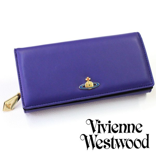 ヴィヴィアン ウエストウッド 長財布
