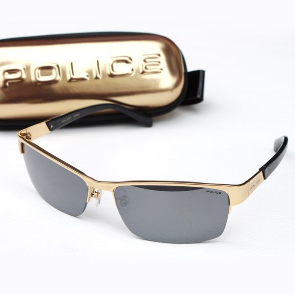 POLICE ポリス サングラス メンズ ブランド サングラス スクエア型 正規品|flavor