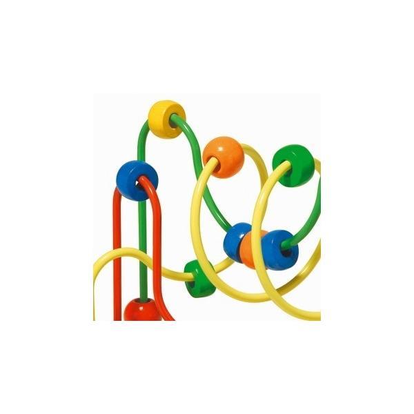 正規品 木のおもちゃ ボーネルンド ルーピング ウーギー 吸盤つき flclover 02