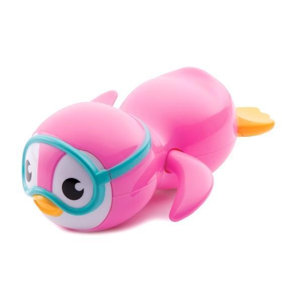 正規品 munchkin(マンチキン) すいすいペンギン 水遊び お風呂遊び お風呂おもちゃ|flclover|02