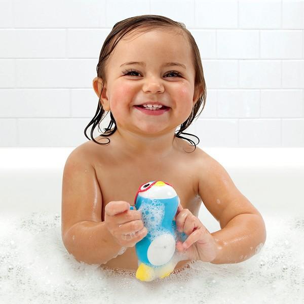 正規品 munchkin(マンチキン) すいすいペンギン 水遊び お風呂遊び お風呂おもちゃ|flclover|06