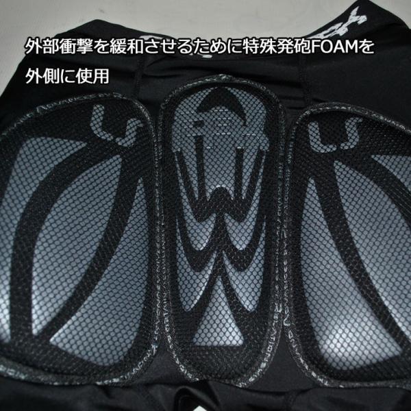 ARK エーアールケー スノーボード プロテクター   18-19モデル【AR2803 】LSヒッププロテクターロング fleaboardshop01 02