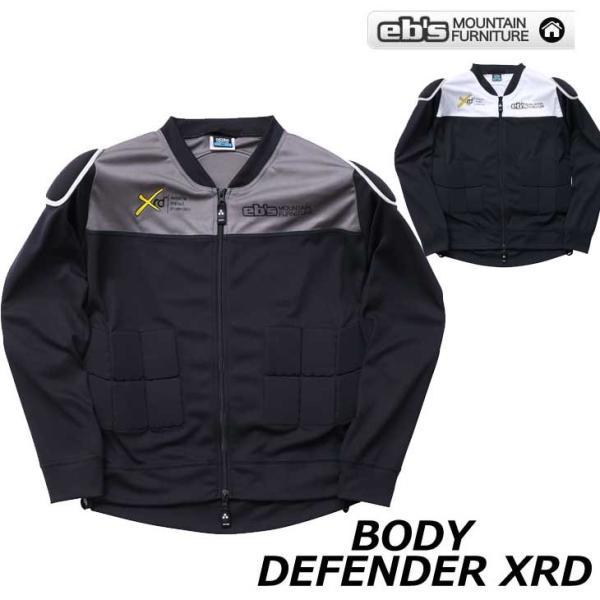 エビス 19-20 ebs スノーボード プロテクター BODY DEFENDER XRD ボディーディフェンダー  ship1【返品種別OUTLET】