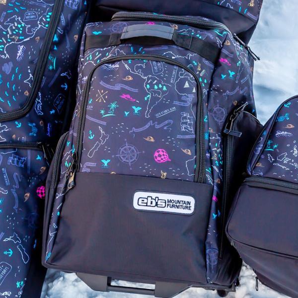 21-22 エビス ebs スノーボード バッグ 収納 CONTAINER WHEEL コンテナウィール 予約販売品 11月入荷予定