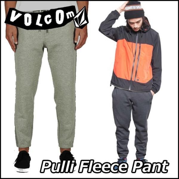 ボルコム スエット パンツ メンズ VOLCOM /Pulli Fleece Pant  /ヴォルコム volcom【返品種別SALE】|fleaboardshop