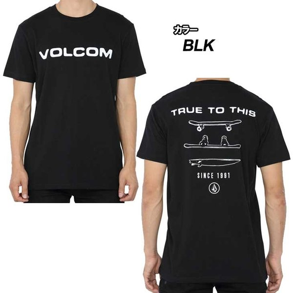 VOLCOM ボルコム tシャツ メンズ Japan LimitedTTT Boards SS Tee 半そで ヴォルコム メール便可【返品種別OUTLET】|fleaboardshop|03