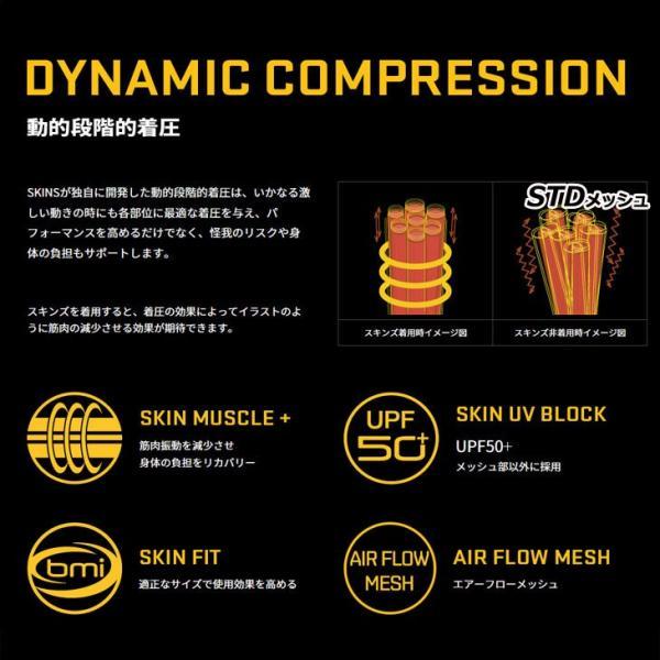 スキンズ レディース ロングタイツ  SKINS A200 DNAMIC CORE  ウィメンズ ロングタイツ 限定カラー  【正規品】コンプレッション|fleaboardshop|08