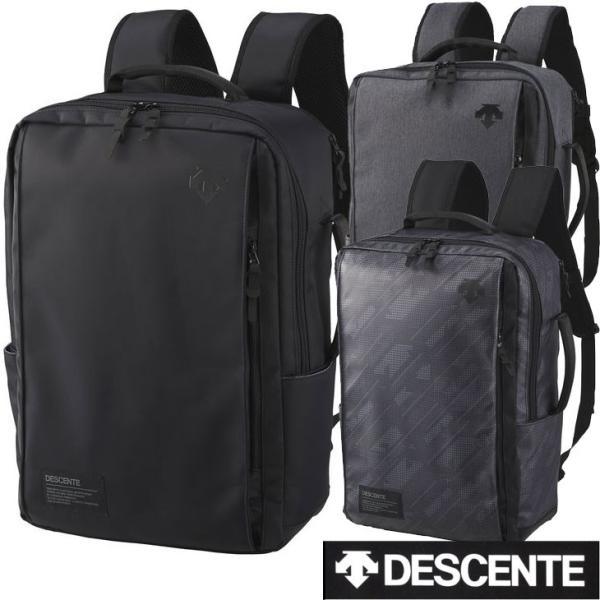 デサント (DESCENTE )ファンクショナルバックパック(19SS)  DMANJA10 MOVE sports  通学 部活 スポーツ バッグ リュック