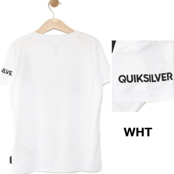 Quiksilver クイックシルバー キッズ ラッシュT  キッズ UPF50+ ラッシュ Tシャツ EVERYDAY MW SS (100-160)【KLY191102】 fleaboardshop 03