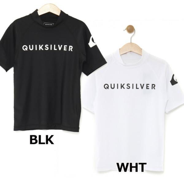 Quiksilver クイックシルバー キッズ ラッシュガード  キッズ UPF50+  ON TOUR SR (100-160)【KLY191101】|fleaboardshop|02
