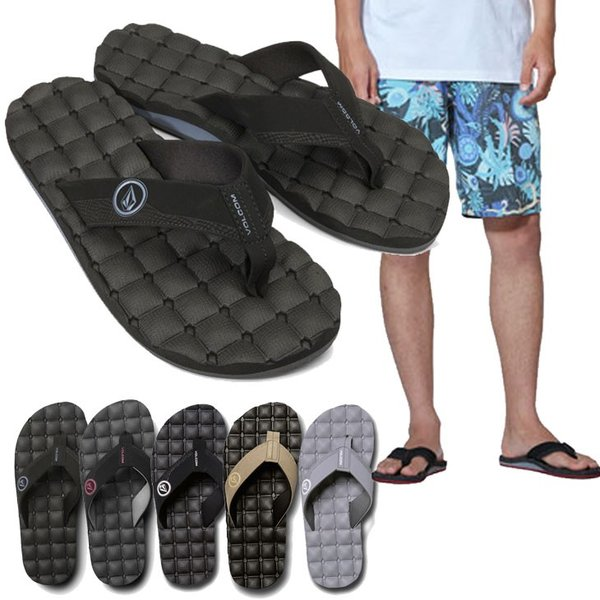 volcom ボルコム メンズ ビーチサンダル  Recliner Sandal  V0811520|fleaboardshop|02
