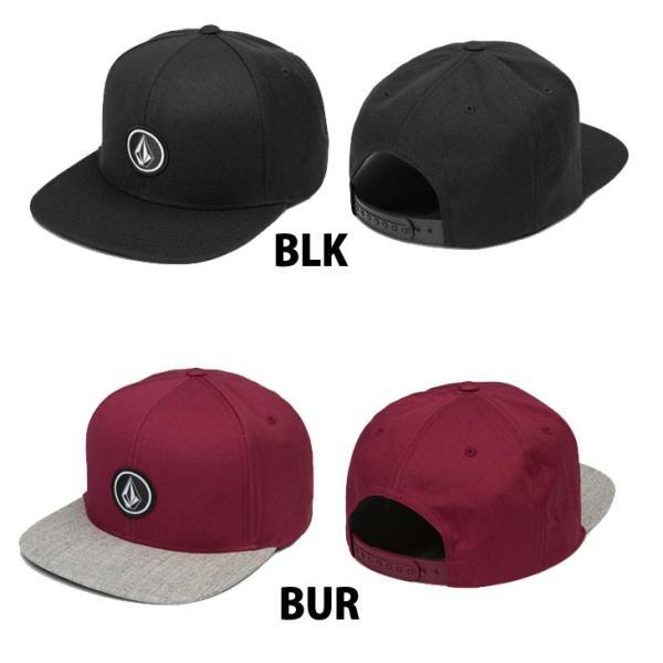ボルコム キャップ volcom メンズ Quarter Twill (Snap Back Hat )スナップバック D5511561  帽子|fleaboardshop|03