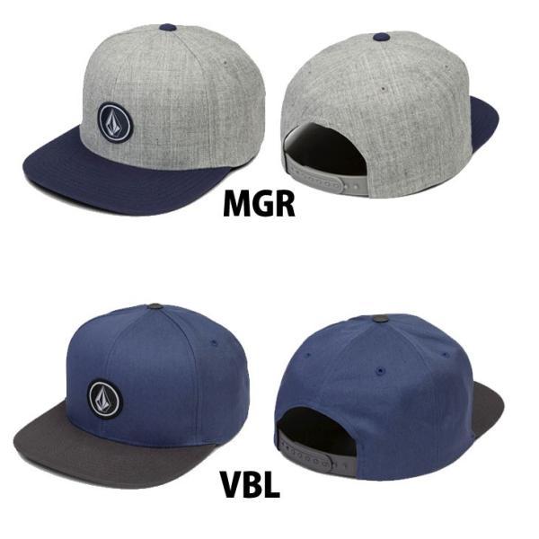 ボルコム キャップ volcom メンズ Quarter Twill (Snap Back Hat )スナップバック D5511561  帽子|fleaboardshop|04