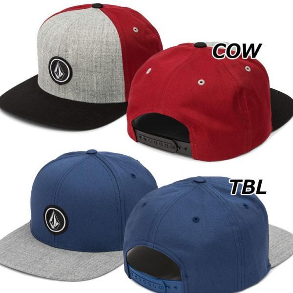 ボルコム キャップ volcom メンズ Quarter Twill (Snap Back Hat )スナップバック D5511561  帽子|fleaboardshop|05