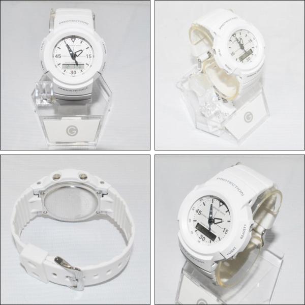 G-SHOCK mini g-shock mini Gショック ミニ GMN-500-7BJR カラー WHITE  日本正規品|fleaboardshop|02
