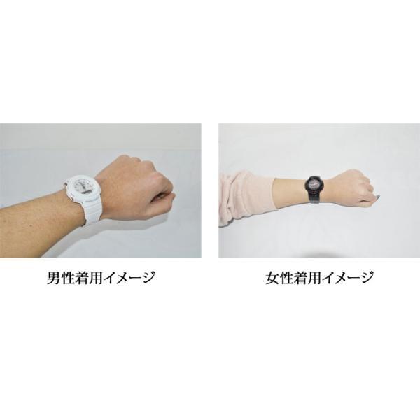 G-SHOCK mini g-shock mini Gショック ミニ GMN-500-7BJR カラー WHITE  日本正規品|fleaboardshop|04