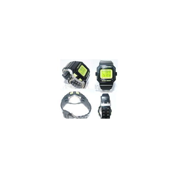 カシオ g-shock mini Gショック ミニ GMN-550-1CJR カラー BLACK/GREEN  日本正規品|fleaboardshop|02