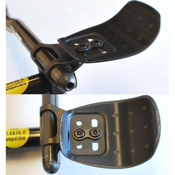 Profile T2+ Carbon プロファイルデザイン T2 プラス カーボン ブラック エアロ アタッチメント トライアスロン DHバー|fleet|03
