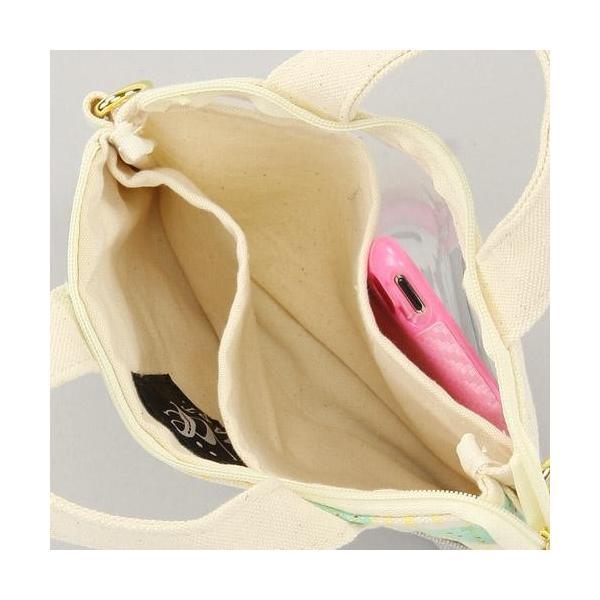 スマホ対応 ミニトートバッグ 鳥バード ショルダー ポシェット ポーチ 旅行 トラベル レジャー アウトドア メール便可