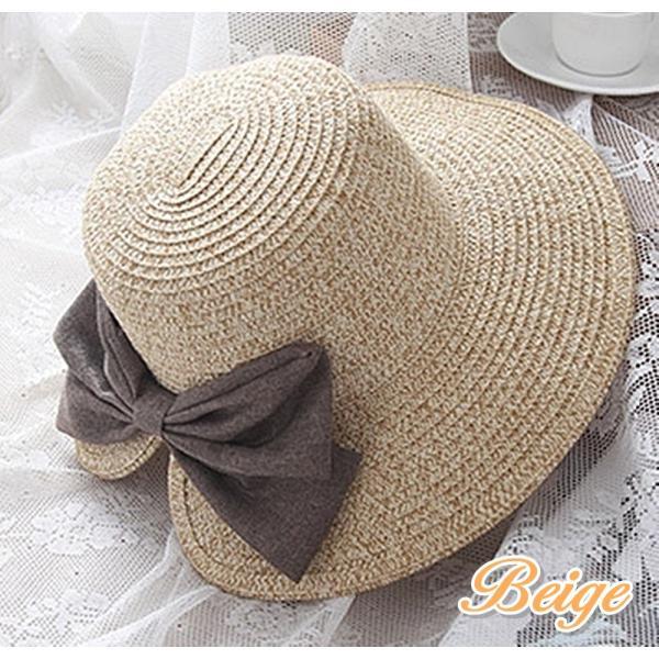【SALE】麦わら帽子 ハット 折りたたみ 帽子 ストローハット UVカット レディース flexgear 02