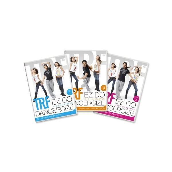 TRF イージー・ドゥ・ダンササイズ EZ DO DANCERCIZE TRF-WS01正規品
