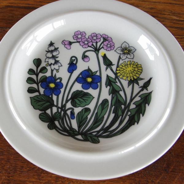 アラビア フローラ 20cm デザートプレート ケーキ皿 ARABIA Flora #180828-3|flohmarkt|02