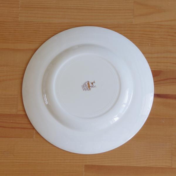 アンティーク 食器 陶器 スージークーパー ドレスデンスプレー デザートプレート 23cm ケーキ皿 #191010-7|flohmarkt|02