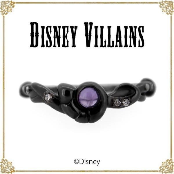 ディズニー 指輪 Disney ヴィランズ VILLAINS アースラ リトルマーメイド / シルバー ジュエリー アクセサリー レディース リング disney_y|flora-de-stt