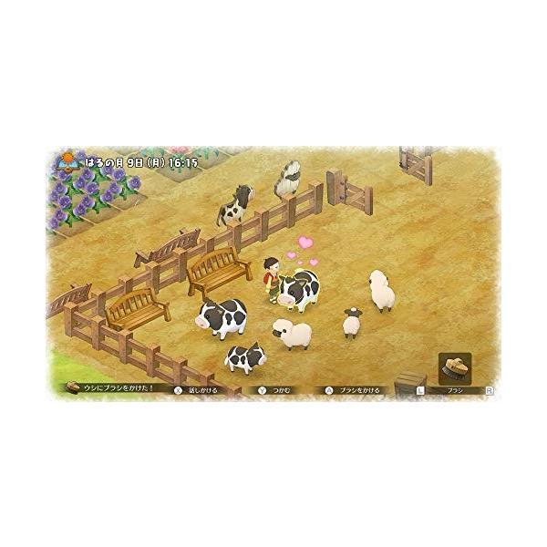 ドラえもん のび太の牧場物語 -Switch flow1 04