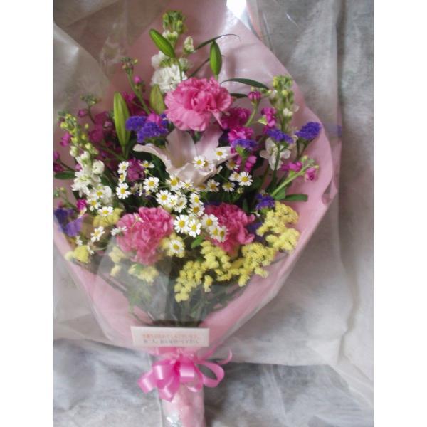 花束 誕生日 お祝い お供え 3,592円 激安花束 の画像